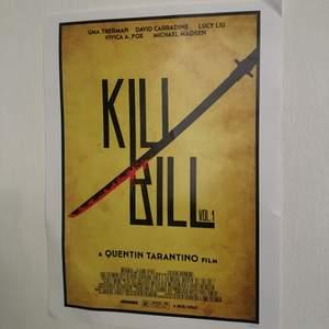 Kill Bill poster ca 40x25