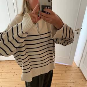 Snygg tjocktröja köpt på Zara, bra skick 💓