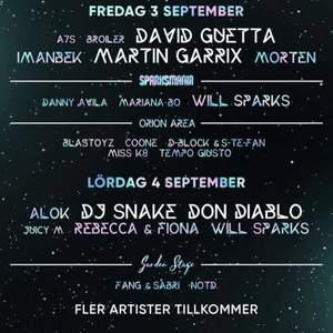 Säljer 2 st biljetter till summerburst i Göteborg den 3-4 september. Tvådagarsbiljetter för 1100 kr/st! Just nu så ligger biljettpriset på 1395 kr/st hos Ticketmaster