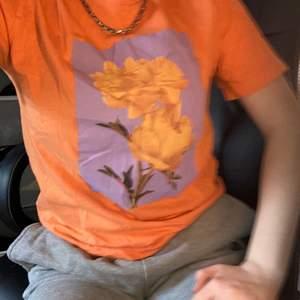 Skitsnygg T-shirt från pull & bear, använd ett fåtal gånger men det syns inga tecken, skitsnygg passar S perfekt men det står Xs i tröjan , köparen står för frakt❤️