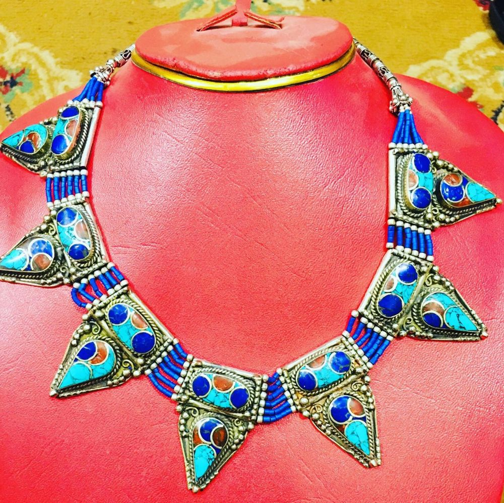 Aghan handmade necklace, beautiful vintage necklace.. free delivery, payment through PayPal .. kindly text me for more info.. . Övrigt.
