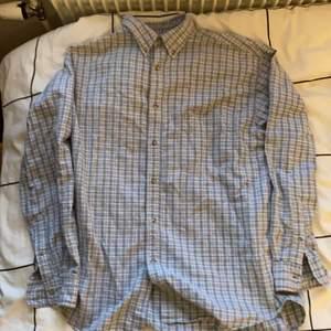Härlig flanellskjorta köpt vintage