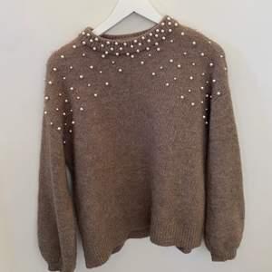 Mysig stickad tröja från Vero moda