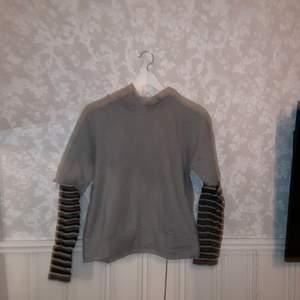 Fin tröja från Lindex. Den är bra skick och säljer för att den är för liten för mig som är 172cm. Köparen står för frakten men pris kan diskuteras vid snabb affär!💕