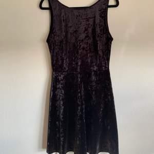 En klänning i sammet💗