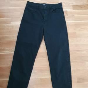 Svarta jeans från lindex, köparen står för eventuell frakt♡