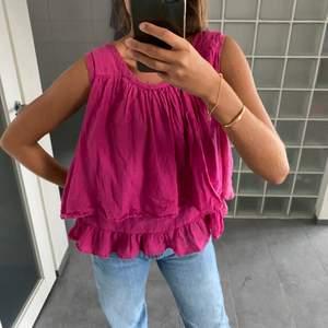 Superfin rosa blus/topp, från Faith💓💓💓