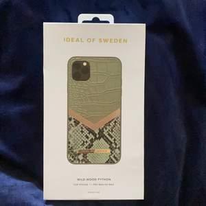 Ideal of sweden skal som passar på iPhone 11 PRO max och till iPhone xs max. Säljer pga att den inte kommit till användning.