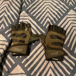 Gym handskar använda 4-6 gånger