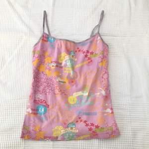 Rosa linne med olika motiv på från Björn Borg. Storlek M men passar också S. Banden är reglerbara. 60kr + frakt 💕