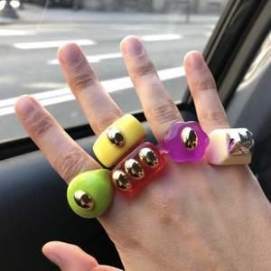 Söker efter liknande ringar! Skriv till mig om du säljer de eller vet vart man kan köpa de😁😁