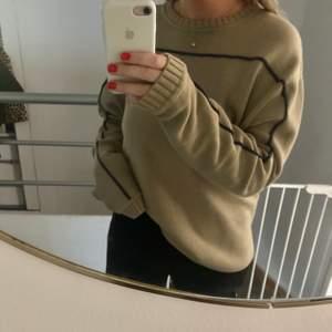 Fin stickad tröja från Kappahl 💓