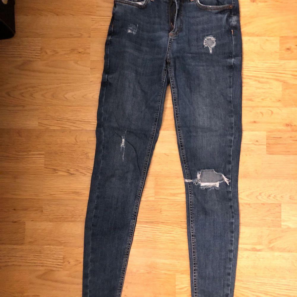 Jeans från pieces, strl xs men passar även S. Jeans & Byxor.