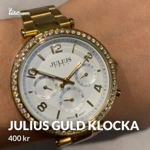 Jätte fin klocka väldigt bra kvalité, vill gärna bli av eftersom den inte kommer till användning längre. Måste byta batteri ☺️