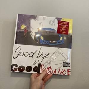 JUICE WRLD - GOOD BYE GOOD RIDDANCE - VINYLSKIVA NY OCH INPLASTAD