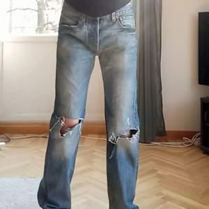Så snygga och eftertraktade Levis jeans 501🌠