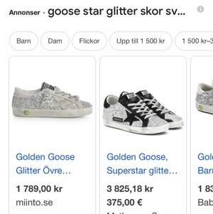 Söker någon av dessa skor på bilderna! Golden goose skor, Zadig & Voltaire blixt skor eller Zadig & Voltaire stjärn skor! Skriv om ni säljer till bra pris💗😩