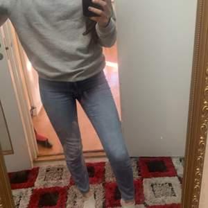Jeans från monkel använda Max 3 gånger och typ nya ❤️❤️formar röven snyggt
