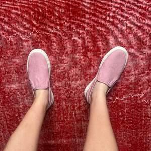 """Rosa skor från """"walk in pitas """" aldrig använt ( någon skicka till mej)"""