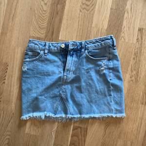 Denim skirt size 36
