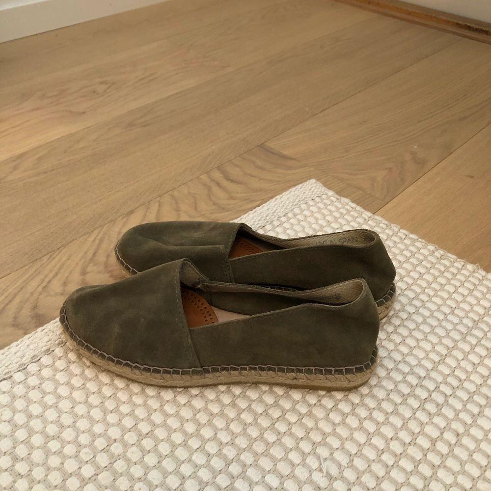"Gröna sandaler från ""Emma natural comfort"". Skor."