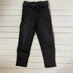 boyfriend jeans från H&M. Inköpt mig andra som passar mig bättre