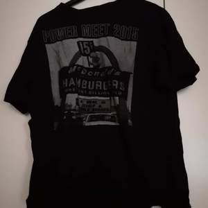 T-shirt som gick att köpa på McDonalds under Power Big Meet i Västerås 2015. Begränsad upplaga.