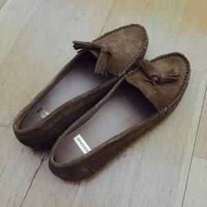 I äkta läder från Vagabond, oanvända.