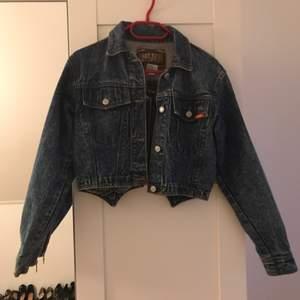 Vintage Jordache jeansjacka