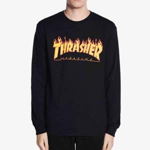 Thrasher tröja i nyckick då den endast är använd ett fåtal gånger. Säljer pågrund att den inte kommer till användning. Nypris 529 kr.