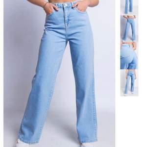 vida jeans från madlady, knappt använda.