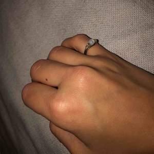 Lillfinger-ring, justerbar så passar alla🖤 frakt ingår