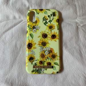 Ett somrigt skal från Ideal Of Sweden, passar iPhone XR. Köparen står för frakt! 🌻💛