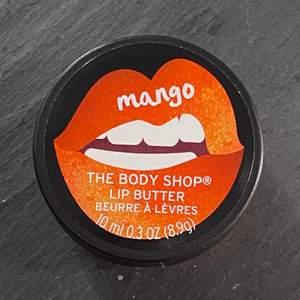 Ett lip butter från the body shop, inte öppnad eller testad💗