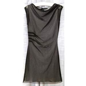 Snygg och bekväm klänning i trikå!