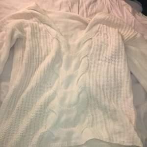 En super mjuk stickad tröja, ljusrosa i storlek M