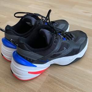 Så snygga Nike sneakers som tyvärr aldrig kommer till användning. Använda fåtal gånger, nästan som nya! Köpta för 1099kr på FootLocker. Exklusive frakt 💕