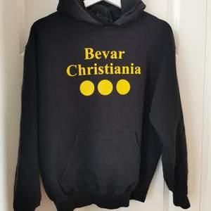 Köpt i christiania 2019, använd men har mycket kvar att ge!