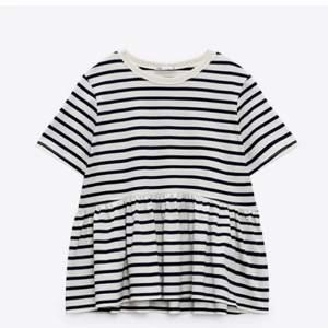 Säljer den populära zara tröjan då den inte är min stil. Helt ny och oanvänd!💞