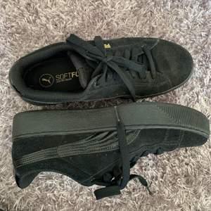 Puma skor i storlek 39! Knappt använda så i bra skick💞 200kr + frakt