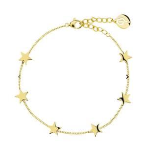 Säljer detta jättefina armbandet från Edblad i äkta guld🧡 köpt för 399 kr och säljer det för 250, (om många köpare, BUDA!) eftersom att det aldrig kommit till användning (endast till bild)🧡 köparen står för frakt🚚