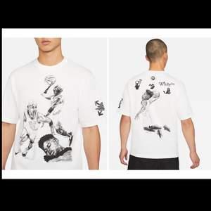 Offwhite x jordan apparel tshirt. Helt oanvänt.