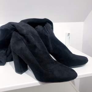 Overknee boots från Nelly, knappt använda👢