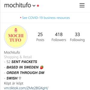 Följ mig på Instagram 💖