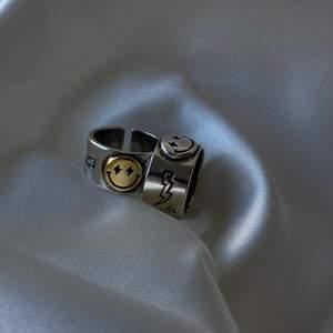 Justerbar, unisex och i äkta sterling silver 925🖤 HELY NYA, 129kr styck eller båda för 199🧡