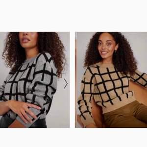 Säljer dessa två supersnygga stickade tröjor ifrån Nakd strl M, helt oanvända och inte ens öppnade. Har nämligen råkat beställa dubbletter. Nypris 370kr/st, mitt pris är 650 för båda eller en för 330kr. Pris kan diskuteras vid snabb affär. Hör av er vid frågor, betalning sker via swish 🥰