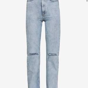 Säljer mina Carin Wester jeans, använda 2 gånger. Super fina i storlek 38