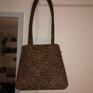 Cute leopard bag
