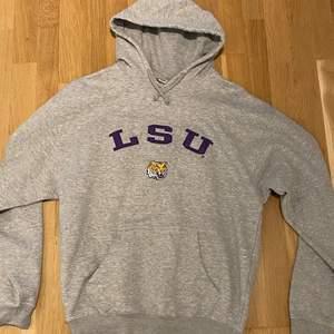 Vintage LSU hoodie.
