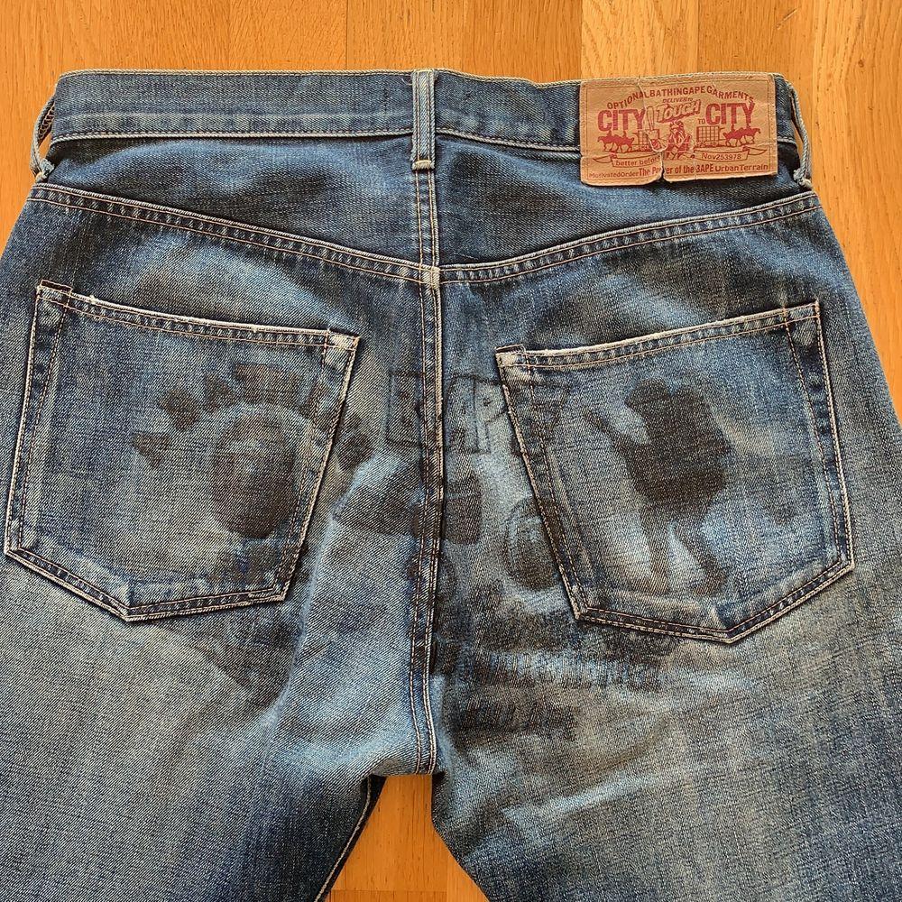 Aldrig använt fint skick snygg. Jeans & Byxor.